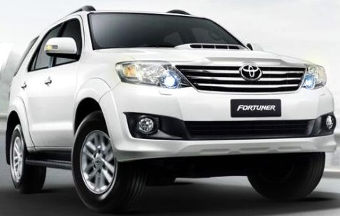 new 2016, 2017 2011 2013 Toyota Fortuner available now at Jim Autos Thailand