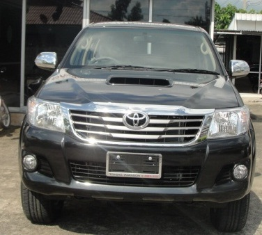 2012 Toyota Hilux Vigo Champ available now at Jim Autos Thailand