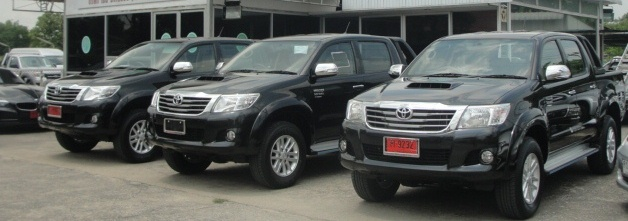2012 minor change toyota hilux vigo available now at dan 4x4