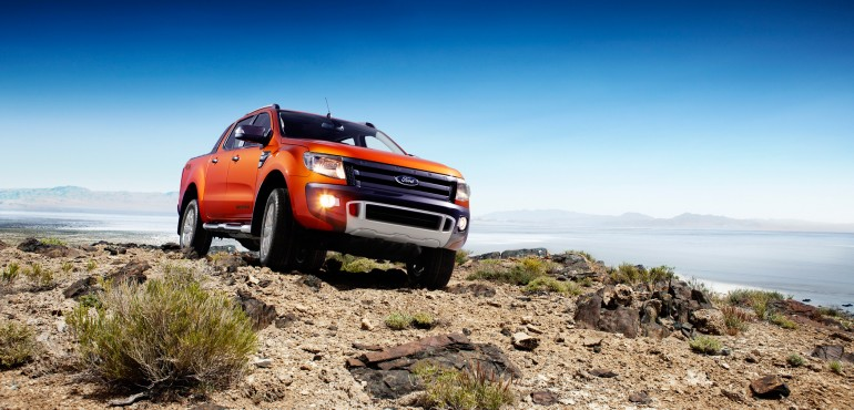 new 2016, 2017 Ford Ranger very sturdy at Jmi Autos Thailand