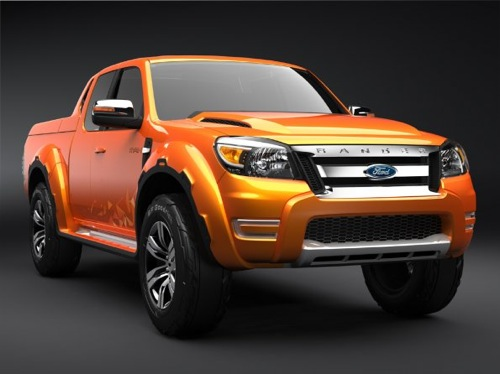 new 2016, 2017 Ford Ranger