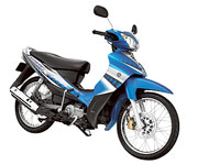 Yamaha Spark-X from Thailand's Leading Motorbike Exporter